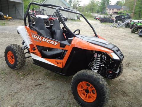 2018 Textron Off Road Wildcat Sport XT in Hillsborough, New Hampshire