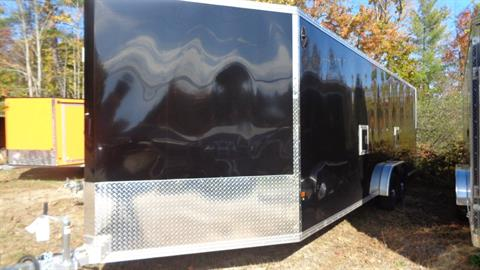 2020 Alcom Trailer EZES 7X24 ELITE-LM19 in Hillsborough, New Hampshire