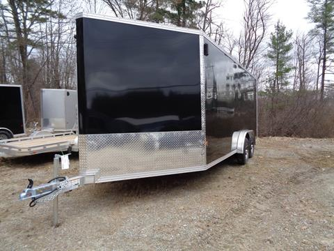 2019 Mission Trailers EZES7.5X18 in Hillsborough, New Hampshire - Photo 1