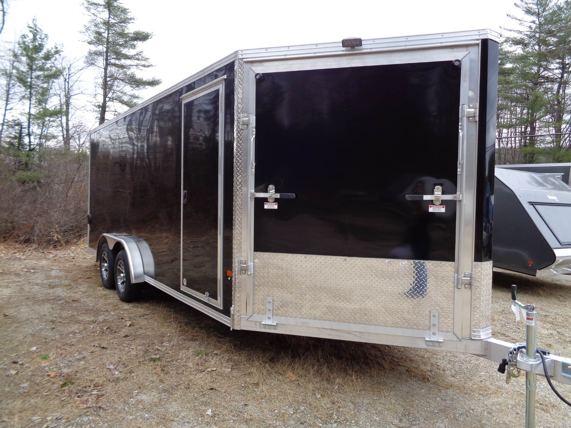 2019 Mission Trailers EZES7.5X18 in Hillsborough, New Hampshire - Photo 2