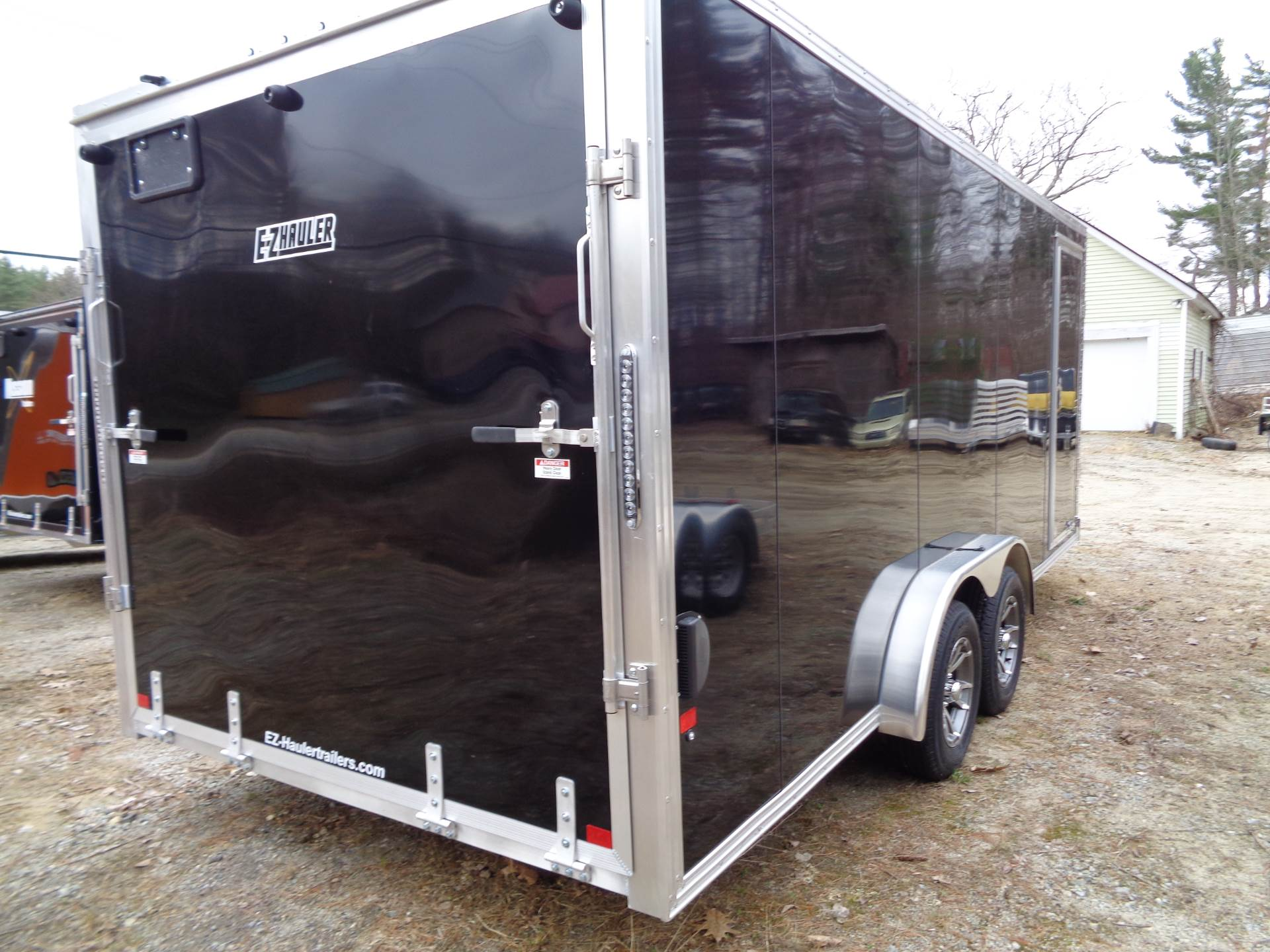 2019 Mission Trailers EZES7.5X18 in Hillsborough, New Hampshire - Photo 3