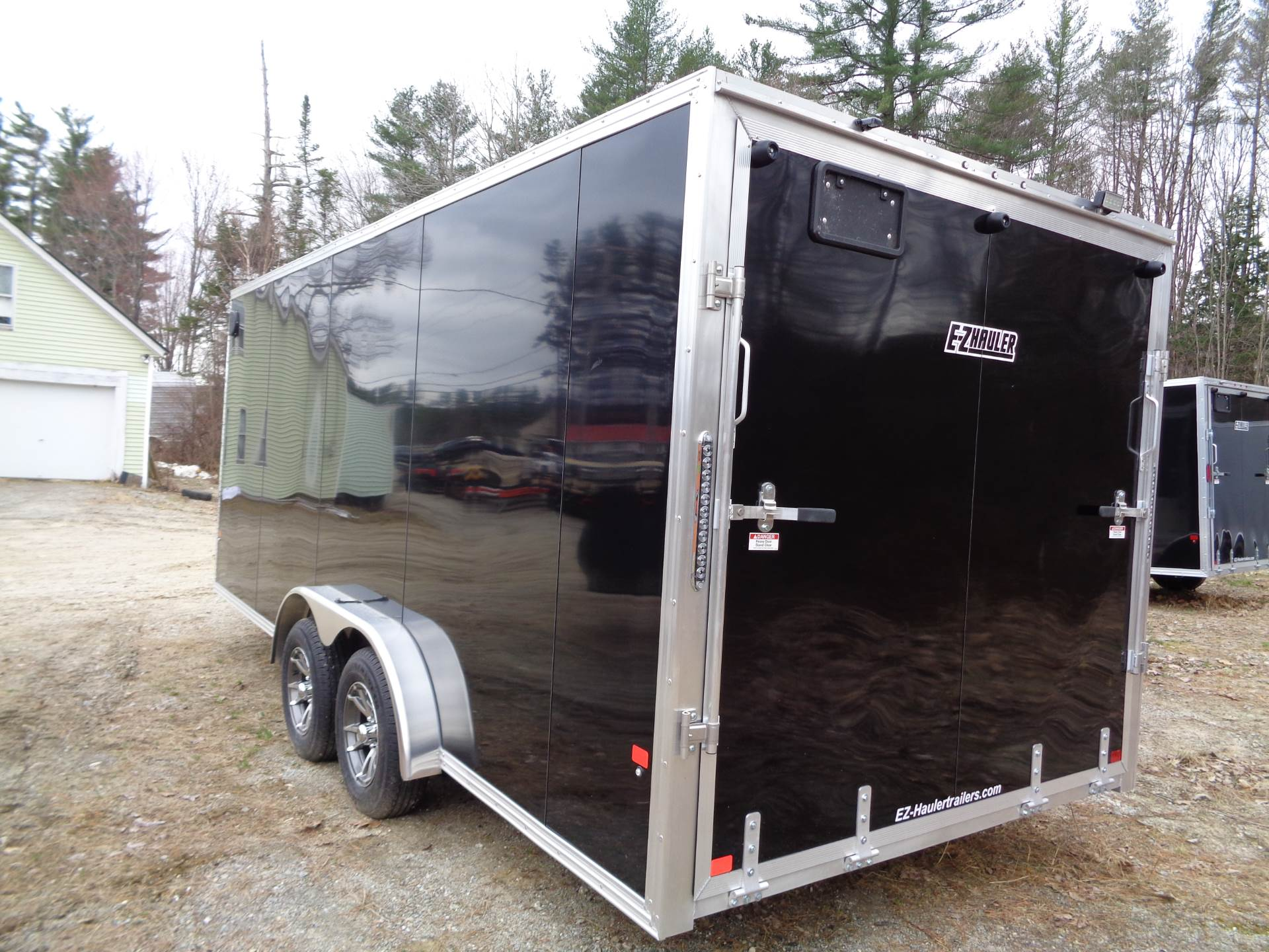 2019 Mission Trailers EZES7.5X18 in Hillsborough, New Hampshire - Photo 4