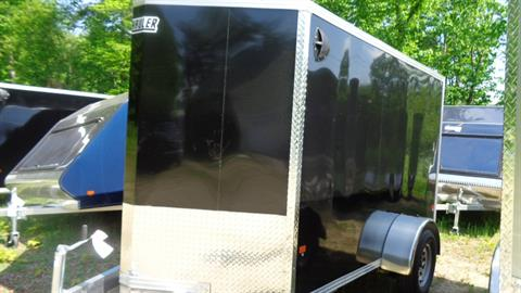 2020 Alcom Trailer EZEC 6X10-IF in Hillsborough, New Hampshire - Photo 1