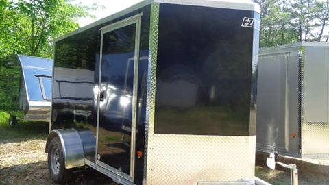 2020 Alcom Trailer EZEC 6X10-IF in Hillsborough, New Hampshire - Photo 2