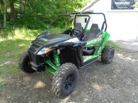 2016 Arctic Cat Wildcat Sport XT in Hillsborough, New Hampshire
