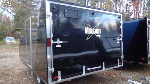 2020 Alcom Trailer MFS Crossover 101X12 in Hillsborough, New Hampshire - Photo 3