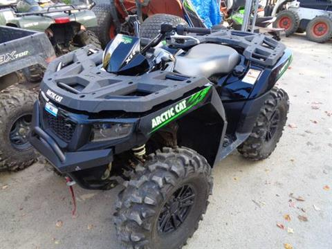 2015 Arctic Cat XR 550 Limited EPS in Hillsborough, New Hampshire