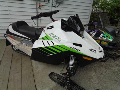 2018 Arctic Cat ZR 120 in Hillsborough, New Hampshire