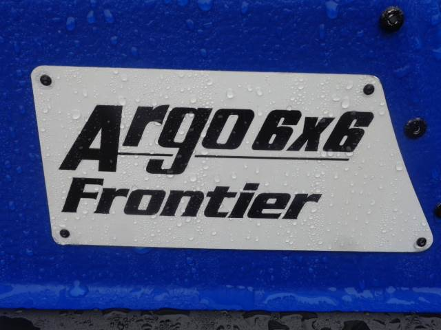 2019 Argo Frontier 700 6x6 in Hillsborough, New Hampshire