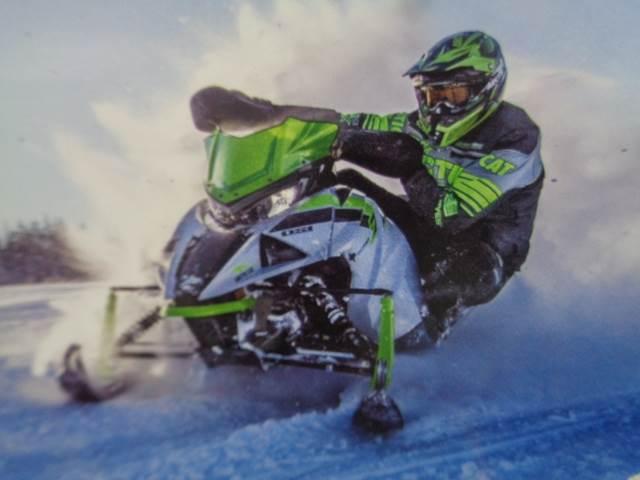 """2018 Arctic Cat ZR 8000 137"""" SP ES ER  in Hillsborough, New Hampshire"""