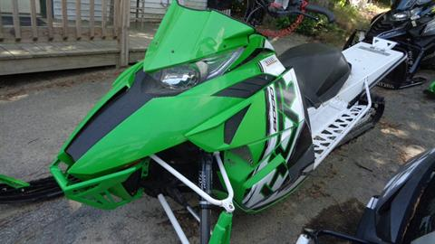 "2015 Arctic Cat M 8000 153"" HCR in Hillsborough, New Hampshire - Photo 2"