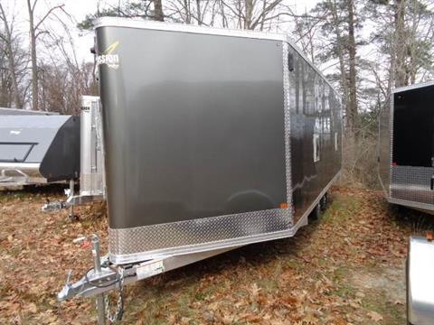 2019 Alcom Trailer MES 101X22 DL in Hillsborough, New Hampshire