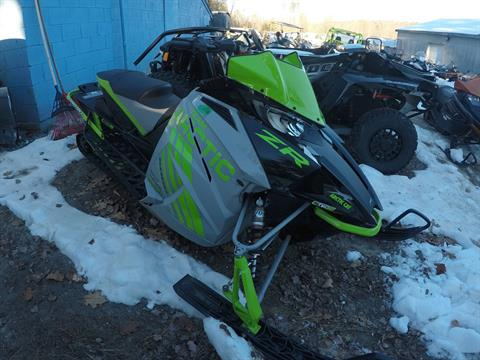 2018 Arctic Cat ZR 6000 R XC 129 in Hillsborough, New Hampshire