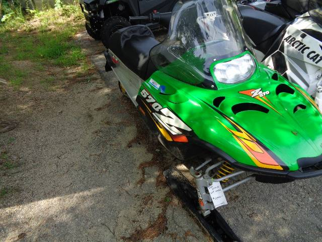 2005 Arctic Cat Z 570 LX in Hillsborough, New Hampshire - Photo 1