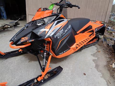 2019 Arctic Cat XF 8000 High Country in Hillsborough, New Hampshire - Photo 1