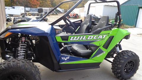 2019 Arctic Cat Wildcat Sport XT in Hillsborough, New Hampshire - Photo 1