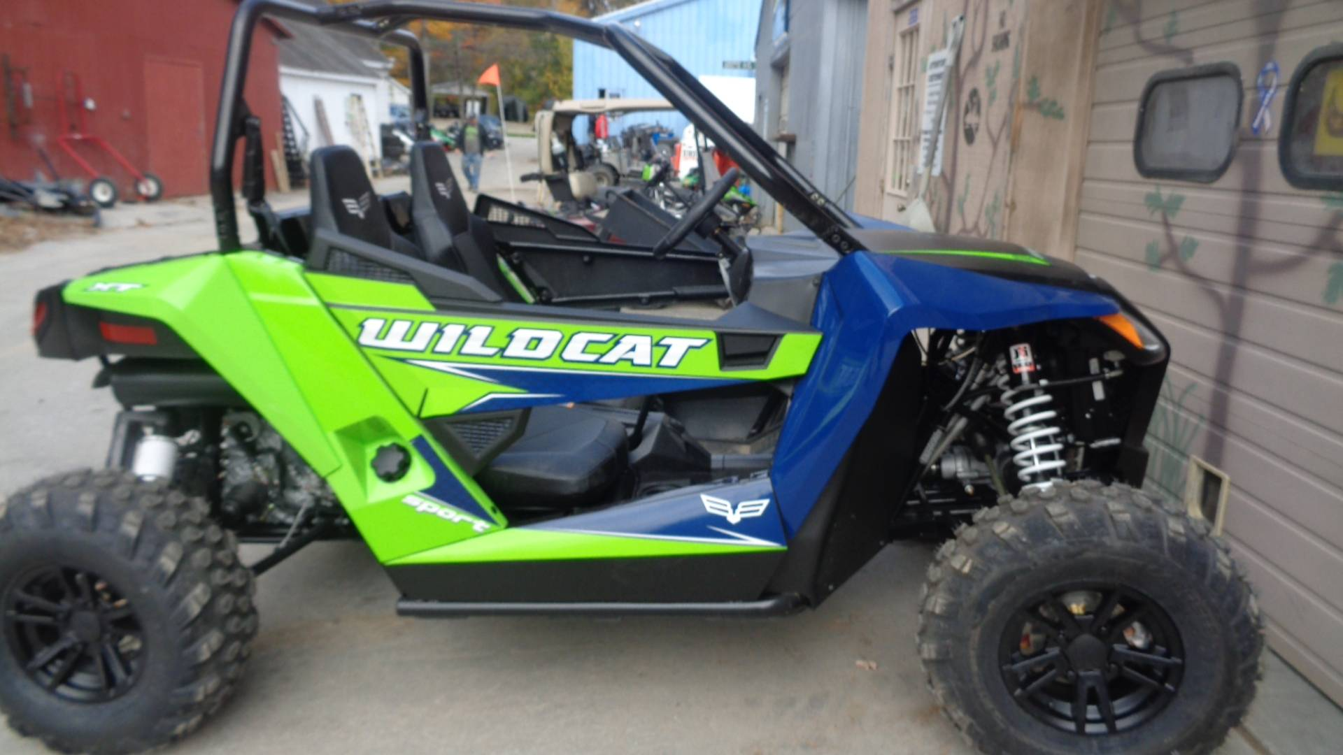 2019 Arctic Cat Wildcat Sport XT in Hillsborough, New Hampshire - Photo 2