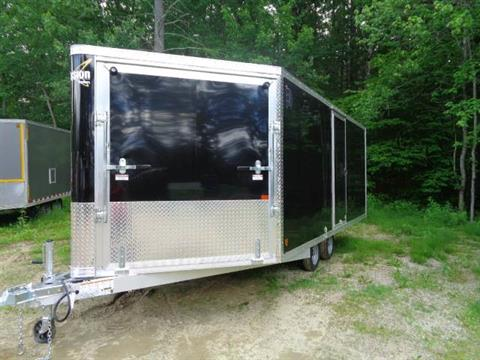 2018 Alcom Trailer MES 101X14DL in Hillsborough, New Hampshire