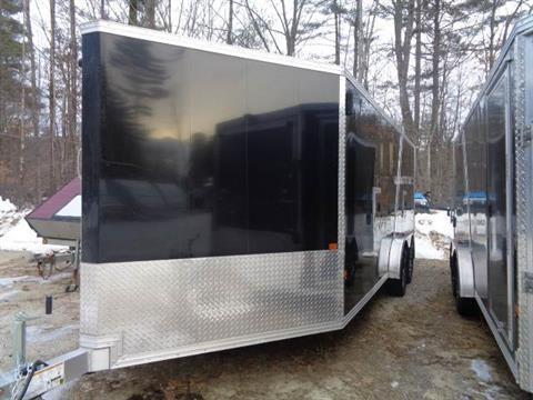 2018 Alcom Trailer EZES 7.5X18 in Hillsborough, New Hampshire