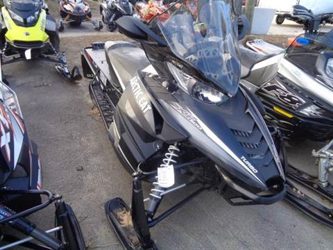 2013 Arctic Cat XF 1100 Turbo LXR in Hillsborough, New Hampshire