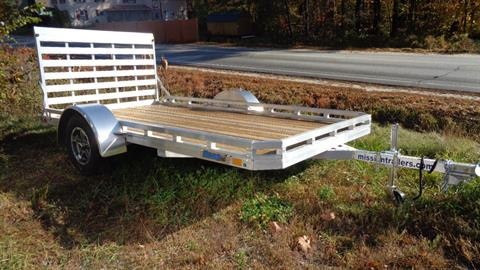 2020 Alcom Trailer MU6.5X12FA 2.0 in Hillsborough, New Hampshire - Photo 2