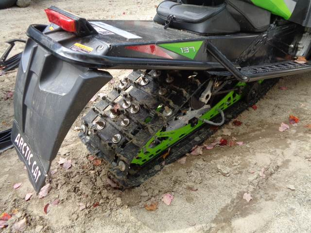 2018 Arctic Cat ZR 6000 ES (137) in Hillsborough, New Hampshire
