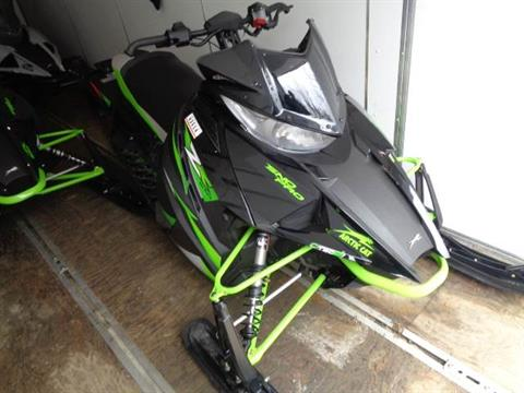 2018 Arctic Cat ZR 8000 Sno Pro ES (137) in Hillsborough, New Hampshire