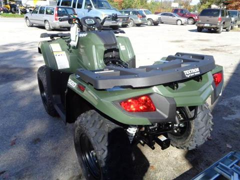 2018 Arctic Cat Alterra 500 in Hillsborough, New Hampshire