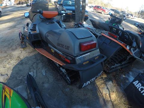 2002 Arctic Cat ZL 550 ESR in Hillsborough, New Hampshire