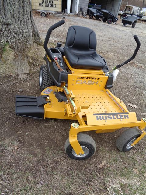 2019 Hustler Turf Equipment Dash 42 in. Briggs & Stratton PowerBuilt in Hillsborough, New Hampshire - Photo 2