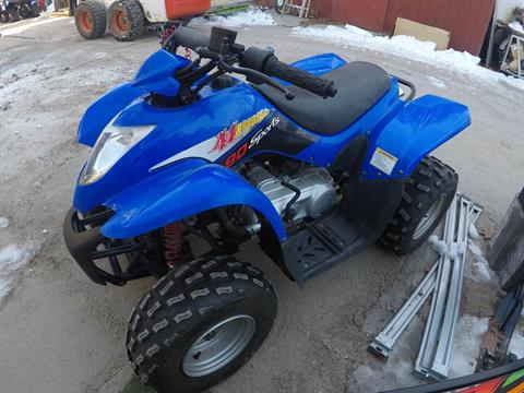 2014 Kymco Mongoose 90 R in Hillsborough, New Hampshire