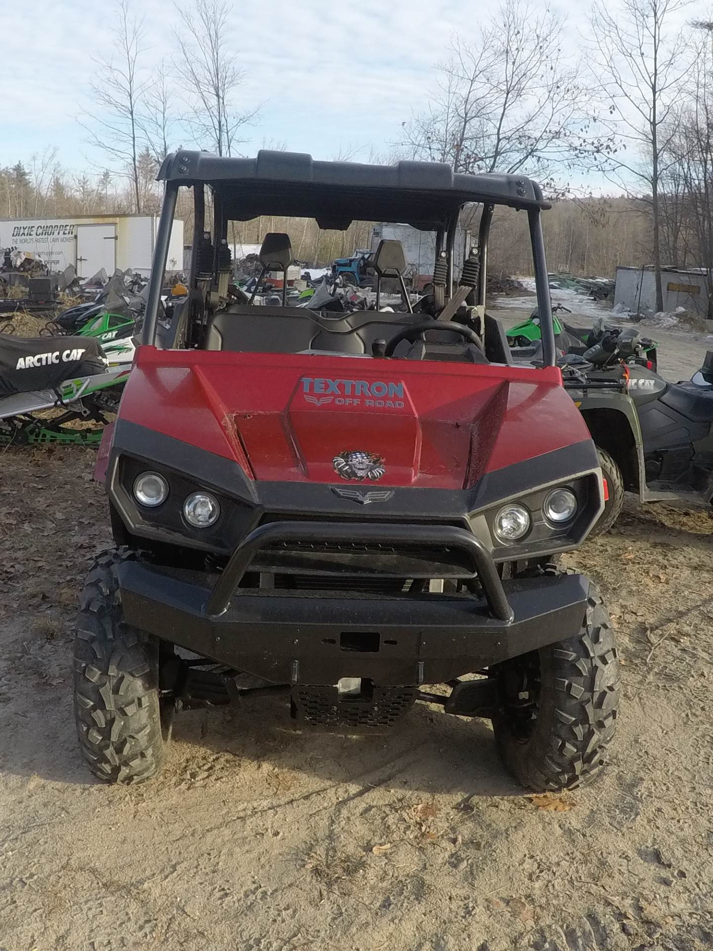 2017 Bad Boy Off Road Stampede XTR EPS in Hillsborough, New Hampshire