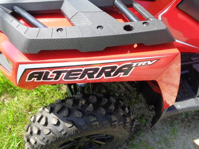 2017 Arctic Cat Alterra TRV 1000 XT EPS in Hillsborough, New Hampshire