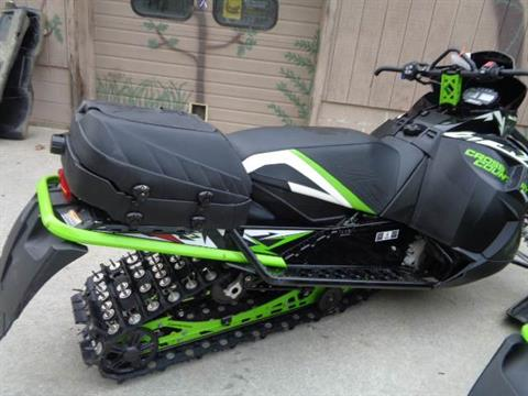 2018 Arctic Cat XF 9000 Cross Country Limited in Hillsborough, New Hampshire