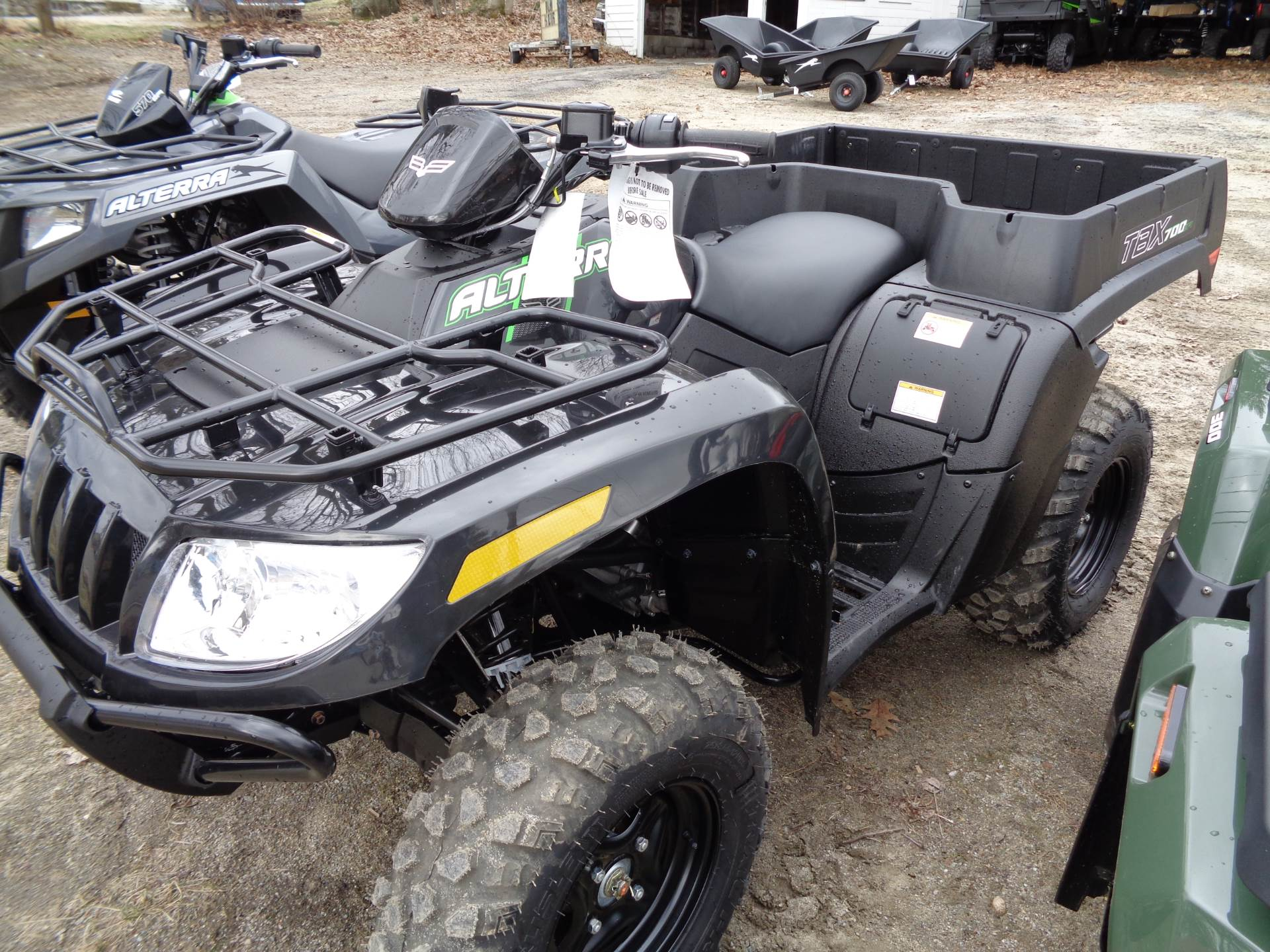 2018 Textron Off Road Alterra TBX 700 in Hillsborough, New Hampshire - Photo 1