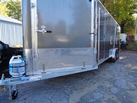 2018 Alcom Trailer MES 7.5X24 in Hillsborough, New Hampshire