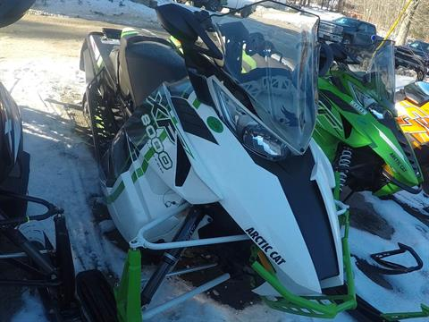 "2015 Arctic Cat XF 8000 137"" Sno Pro Limited ES in Hillsborough, New Hampshire"