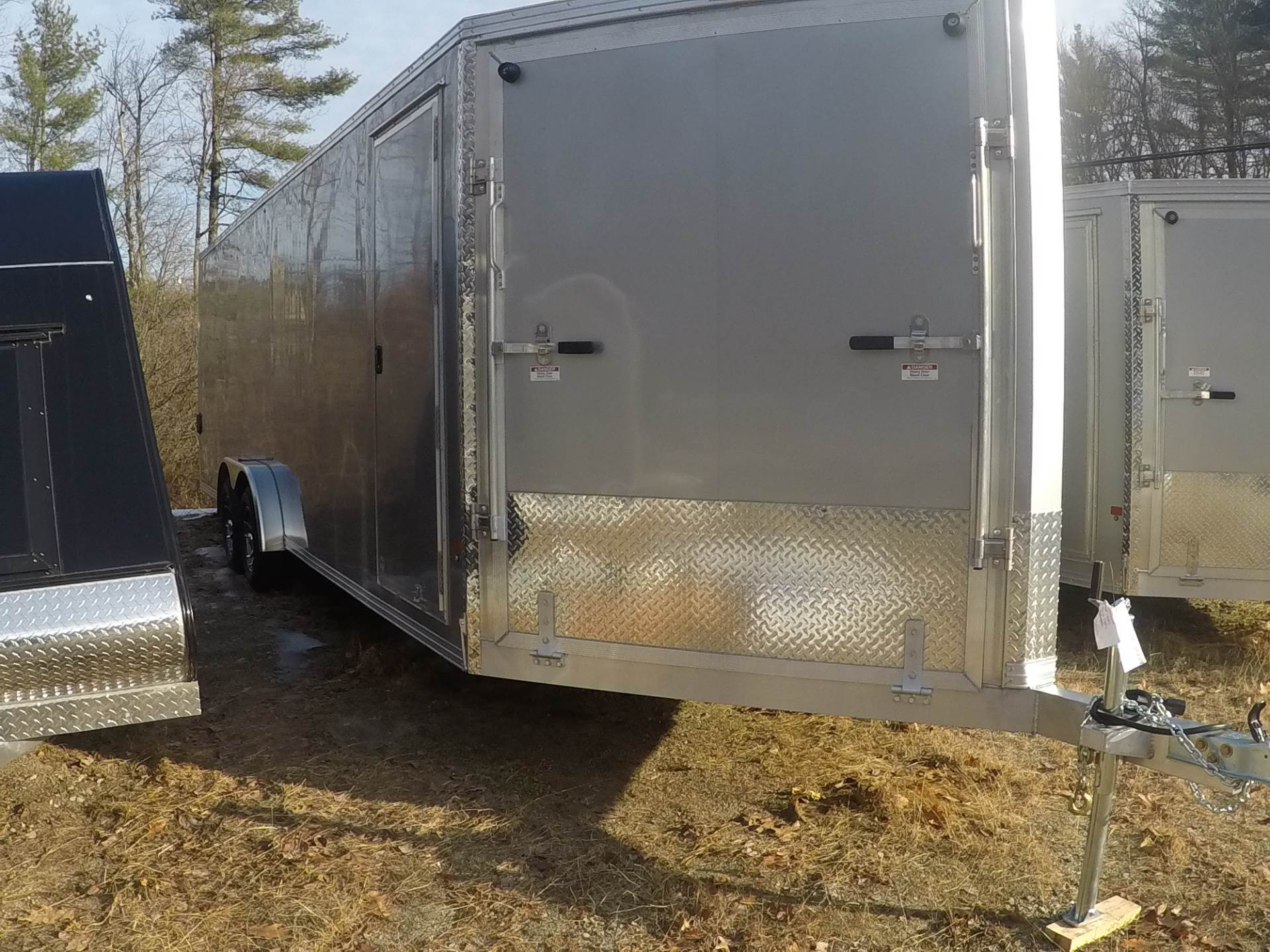 2019 Alcom Trailer EZES 7.5X24 in Hillsborough, New Hampshire