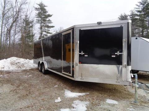 2018 Alcom Trailer EZES 7.5X24 in Hillsborough, New Hampshire