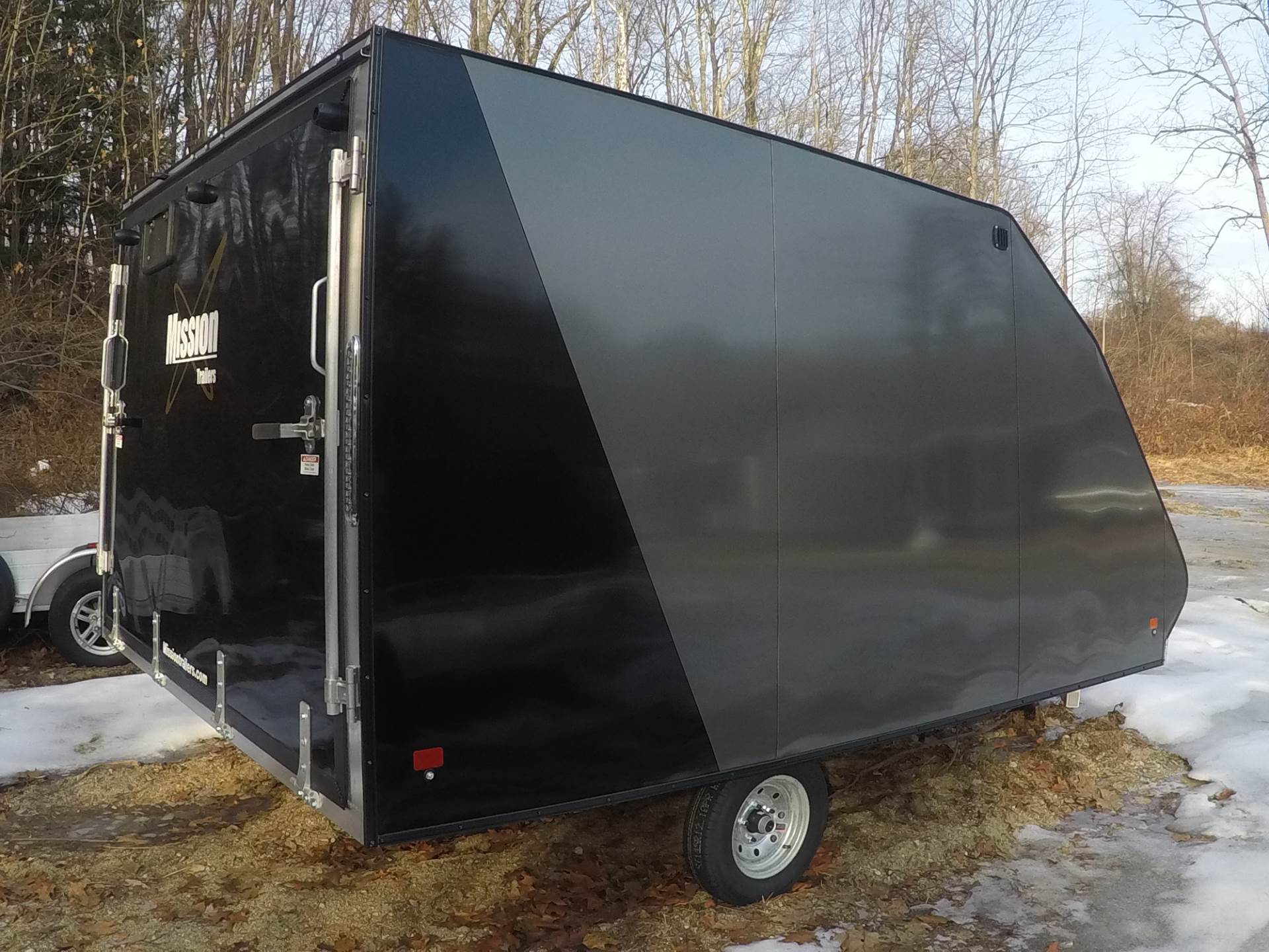 2019 Alcom Trailer Crossover  101x12 in Hillsborough, New Hampshire - Photo 2