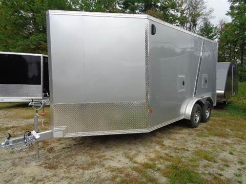2018 Alcom Trailer EZES 7.5X14 in Hillsborough, New Hampshire
