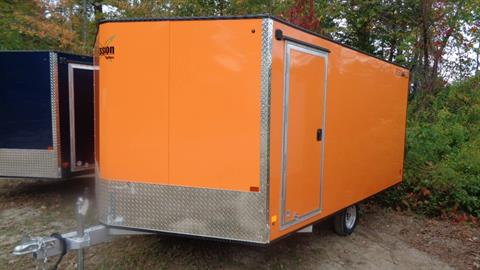 2020 Alcom Trailer  MFS 101X12 Crossover 2.0 in Hillsborough, New Hampshire