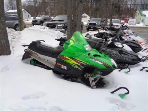 2003 Arctic Cat Z 370 in Hillsborough, New Hampshire