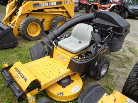 2018 Hustler Turf Equipment Raptor 42 in. Kohler 7000 HD in Hillsborough, New Hampshire