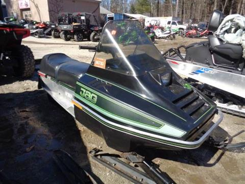 1987 Arctic Cat Jag 340 in Hillsborough, New Hampshire