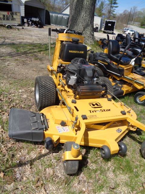2017 Hustler Turf Equipment TrimStar 54 in. Kawasaki E.S. in Hillsborough, New Hampshire