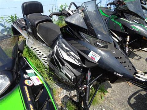 2012 Arctic Cat XF 1100 Turbo Sno Pro® High Country in Hillsborough, New Hampshire