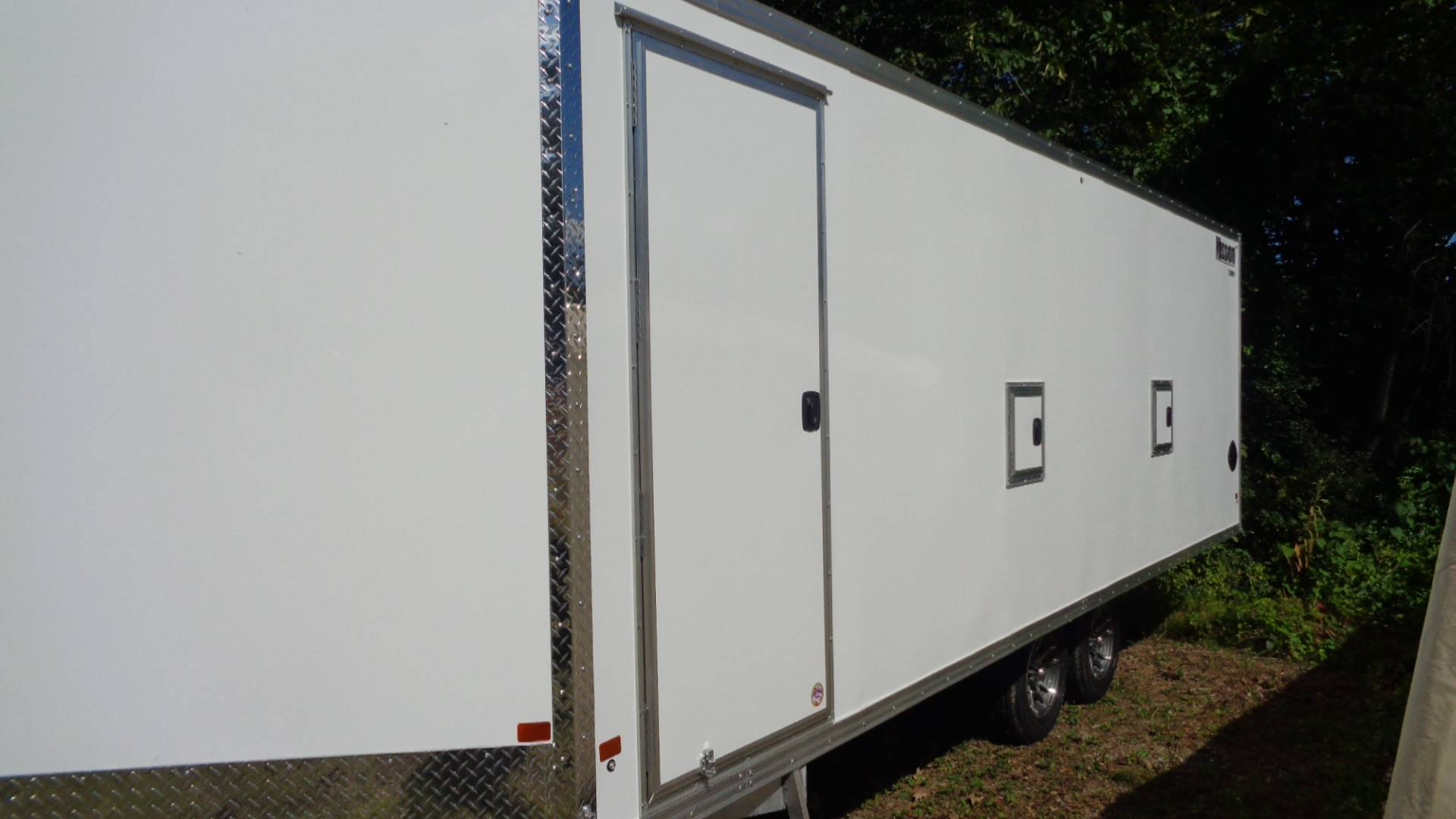 2020 Alcom Trailer MES 101X22 DL in Hillsborough, New Hampshire - Photo 5