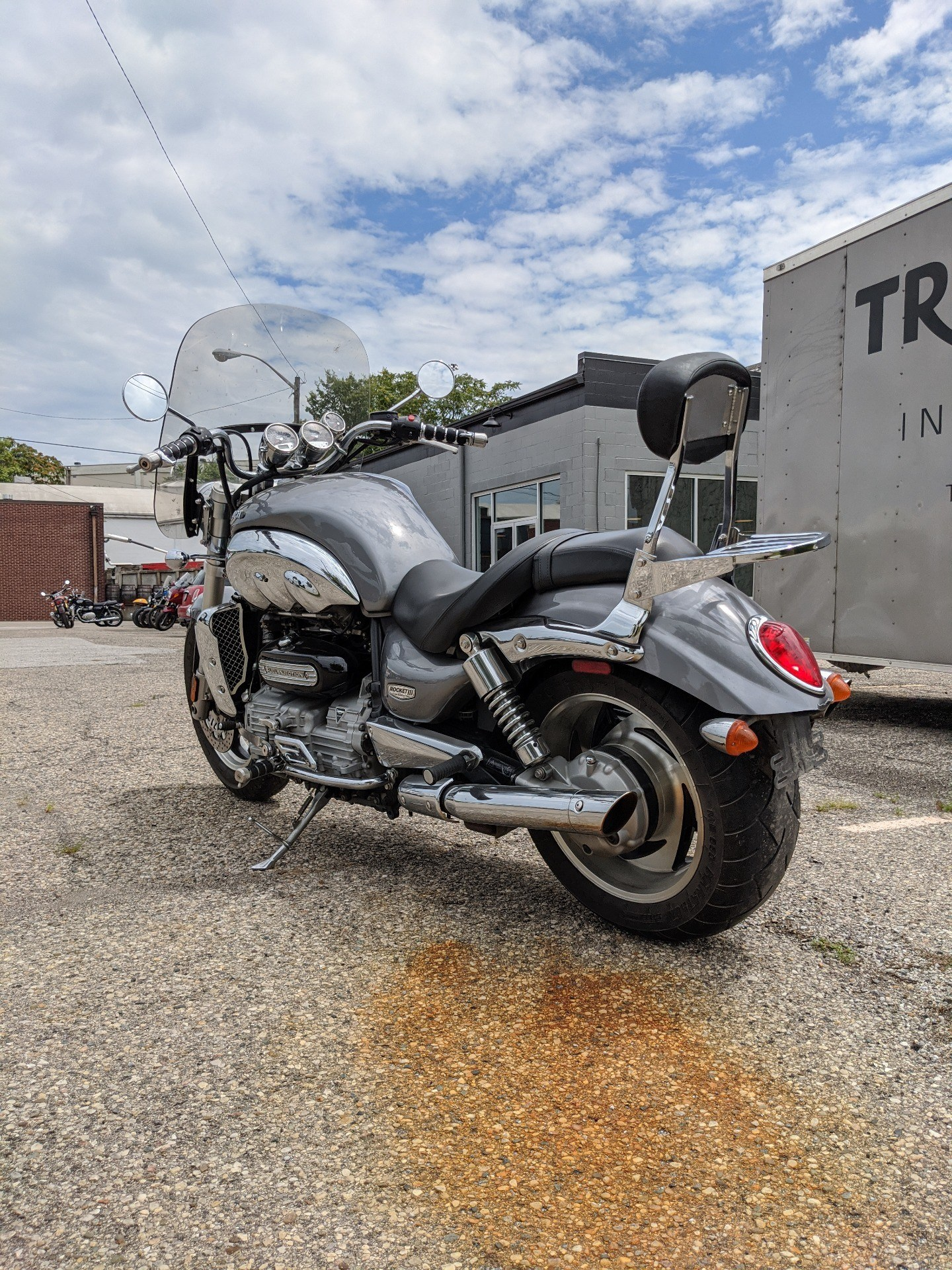 2005 Triumph Rocket III in Indianapolis, Indiana - Photo 2