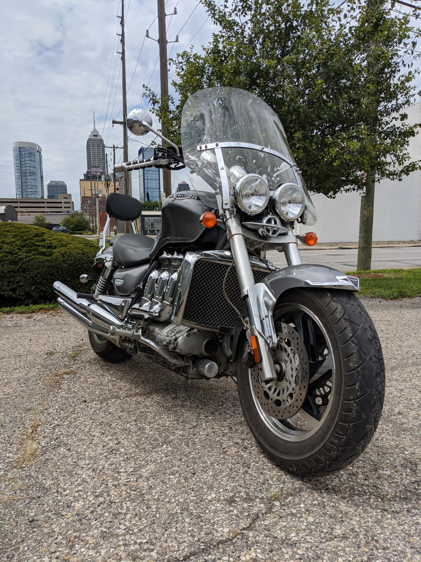 2005 Triumph Rocket III in Indianapolis, Indiana - Photo 7